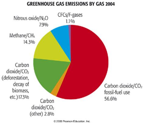 An essay on greenhouse effect